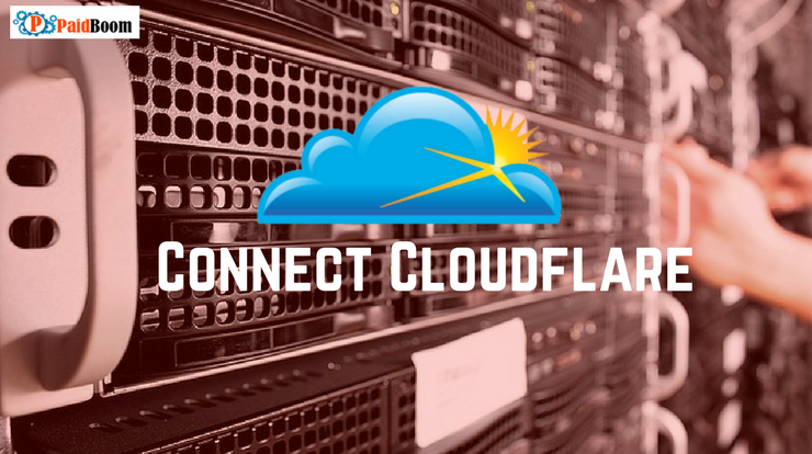 how to connect cloudflare dns to your hostingdomain