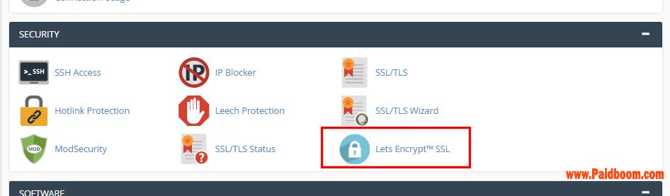 install ssl certificate